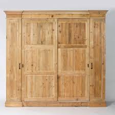 armoire de cuisine en pin cuisine armoire vieux pin recyclã dã montable blocs made in