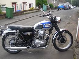 kawasaki w650 for sale in very good condition in maybole south