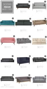 Modern Sofa Bed Design Best 20 Best Sofa Ideas On Pinterest Modern Couch Industrial