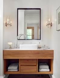 Cabin Bathroom Vanity by Wood Bathroom Vanities Bloggsom