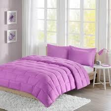 purple comforters target