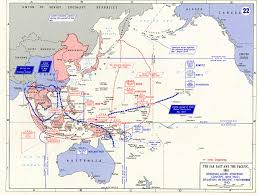 Map Of Okinawa Ww Ii Maps Historical Resources About The Second World War