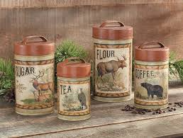 metal kitchen canisters decorative kitchen canisters and jars