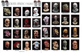 2012 Don Post Studios Catalog Blood Curdling Blog Of Monster Masks by 1989 And 1991 Death Studios Catalogs Blood Curdling Blog Of