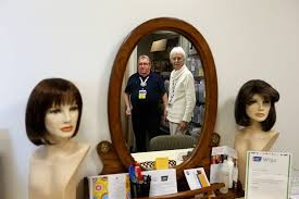 cancer society wigs with hair look for american cancer society volunteers are partners in the fight
