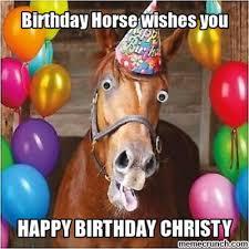 Horse Birthday Meme - image jpg w 400 c 1
