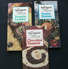 bon appetit kitchen collection bon appetit kitchen collection 3 books 1983 pb 32015 571 vintage