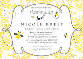 to bee baby shower bee baby shower invitations diabetesmang info