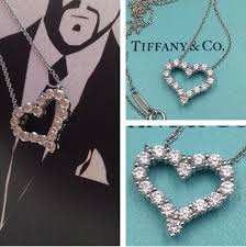 heart pendant necklace tiffany images 10 31 13 sold tiffany co diamond heart pendant diamond guy png