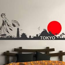 Asian Wall Decor Asian And Oriental Wall Art Stickers Moonwallstickers Com