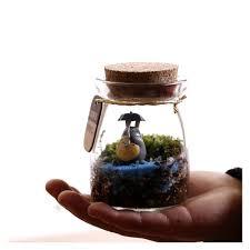 amazon com artlalic micro landscape model totoro crafts diy