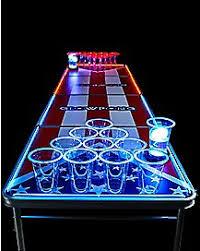 Beer Pong Table Size Beer Pong Tables Spencer U0027s