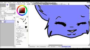 how to use the magic wand in paint tool sai youtube