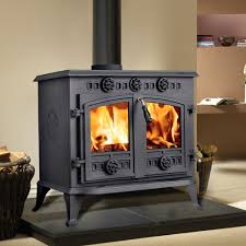 12kw sudbrooke high efficient cast iron log burner multifuel