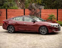 nissan maxima 2016 interior review 2016 nissan maxima ny daily news