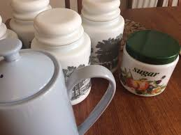 100 vintage retro kitchen canisters furniture charming