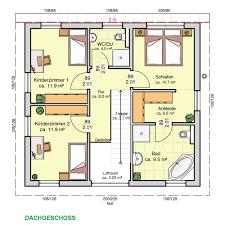 Schlafzimmer Mit Ankleide Albertino Fertighaus 129 Albert Haus Schlüsselfertig Bauen