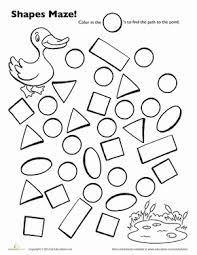 duck maze worksheet education com