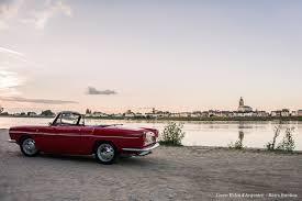 renault floride renault caravelle 1100 1965 rétro émotion