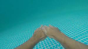 Intex Pools 18x52 80 Meters Apnea In A 5 Meters Intex Pool Youtube