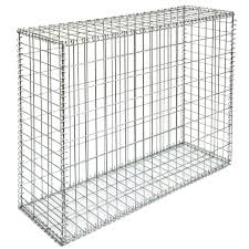 rete metallica per gabbie gabbione sassi 100x50x30 cm gabbia metallica deco giardino