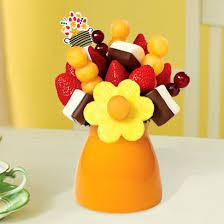 fruit arrangements nj chocolate banana edible arrangements