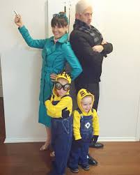 Despicable Halloween Costumes Despicable 2 Minions Halloween Costume Thrift Store Style