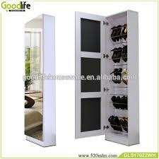 Hallway Shoe Storage Cabinet Hallway Shoe Cupboard Rack Storage Cabinet With Height Mirror