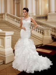 mermaid style wedding dress mermaid wedding dresses naf dresses