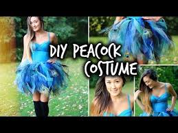 Peacock Halloween Costume Women Diy Loofah Halloween Costume Laurdiy Halloween Fun
