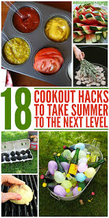 Summer Entertaining Recipes 18 Cookout Hacks To Take Summer Entertaining To The Next Level