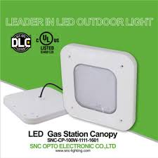 led gas station canopy lights manufacturers ip65 meanwell led driver 100w led canopy lights for gas station