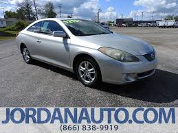 pre owned 2006 toyota camry solara se 2dr car in mishawaka