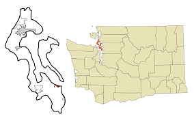 Bremerton Washington Map by Langley Washington Wikipedia