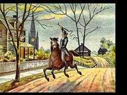 paul revere s ride book midnight ride of paul revere