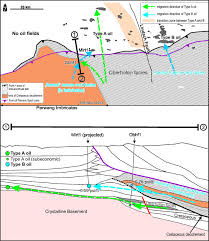 evaluation of hydrocarbon generation and migration in the molasse