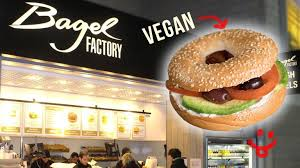 Seeking Bagel Bagel Factory Is Uk Chain To Offer Bagels With Vegan