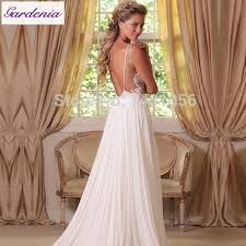 summer wedding dresses designer summer wedding dress see through bodice boho gown