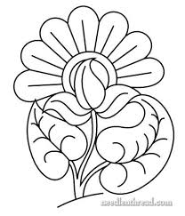 Flower Designs For Drawing 187 Best Ideas Flowers Painted Rocks Images On Pinterest