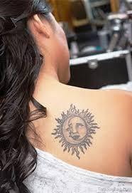 98 tattoos for on back shoulder