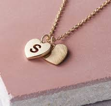 s necklace heart necklace by j s jewellery notonthehighstreet