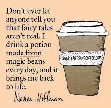Coffee Magic my magic potion