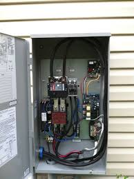 whole house transfer switch wiring generac transfer switch