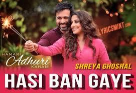 download mp3 album of hamari adhuri kahani hasi female shreya ghoshal new sad indian song hamari adhuri
