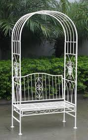 metal garden trellis arch home outdoor decoration