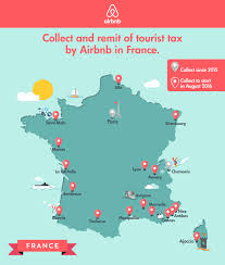 Biarritz France Map by Airbnb Simplifies Tourist Tax Collection In 19 Cities Across