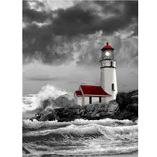 Decorative Lighthouses For In Home Use Online Get Cheap Lighthouse Christmas Aliexpress Com Alibaba Group