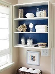 Navy Blue Bathroom Decor House Decorations