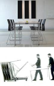 Folding Boardroom Tables Conference Table Size Interior Design