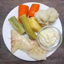 cuisiner le turbot turbot grillé sauce béarnaise et légumes à la vapeur cuisiner en paix